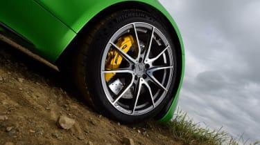 Mercedes AMG GT R - wheel