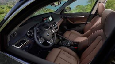 BMW X1 - cabin