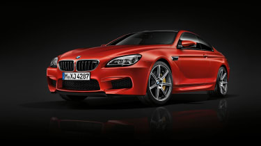 BMW M6 Competition Package front static