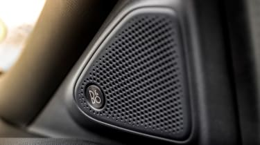 Ford Puma - speaker