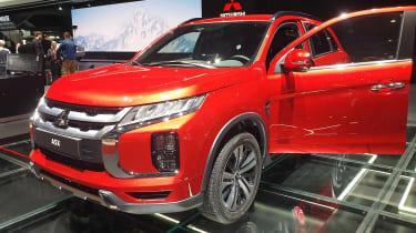 Mitsubishi ASX - Geneva