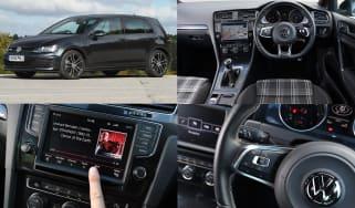 Volkswagen Discover infotainment system - test car: Volkswagen Golf