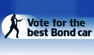 Vote for the best Bond car