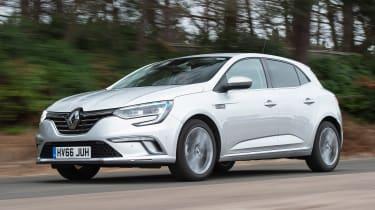 Renault Megane - front