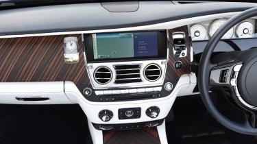 Rolls-Royce Dawn 2016 - dashboard