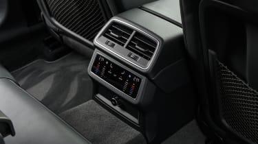 Audi A7 Sportback - vents