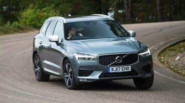 Volvo XC60 - front action
