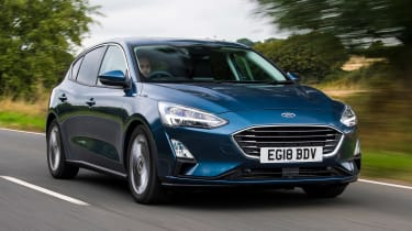 Ford Focus Review Auto Express