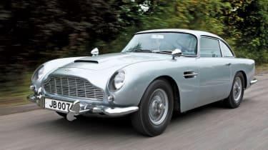 Goldfinger, Aston Martin DB5 1964