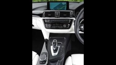 BMW 440i M Sport - interior