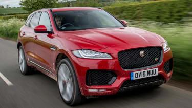 Jaguar F-Pace 3.0d V6 S - front
