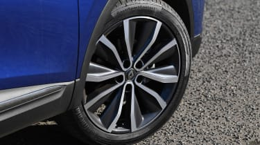 Renault Kadjar - wheel