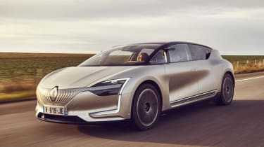 Renault Symbioz concept - front