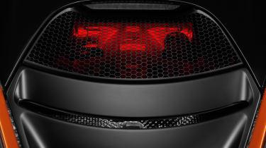 McLaren 720S - engine