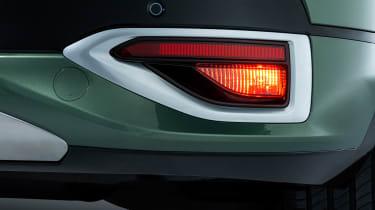 Kia Sportage - rear fog light
