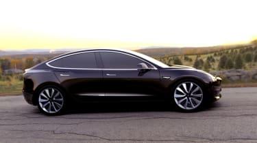 Tesla Model 3 official