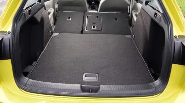 Volkswagen Golf Estate - boot seats down