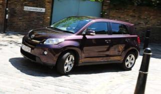 Toyota Urban Cruiser front