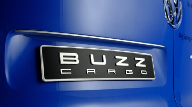 Volkswagen I.D. Buzz Cargo - rear badge
