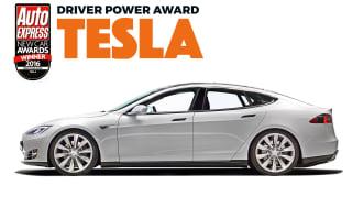 New Car Awards 2016: Driver Power Award - Tesla