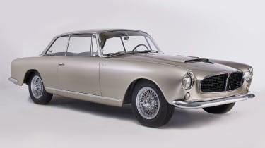 Alvis Graber Super Coupe - front