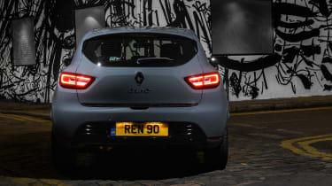 Renault Clio Urban Nav - full rear