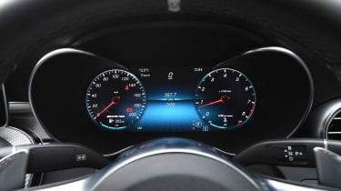 Mercedes-AMG C 63 S - dials
