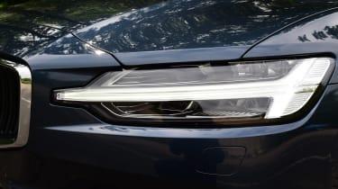Volvo V60 - front light