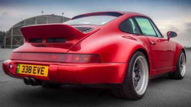 Porsche 911 Everrati - rear