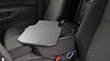 Citroen Berlingo Van centre seat table