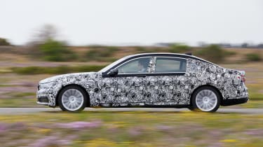 "<p class=""p1"">The new the 7 Series is the same size as the car it replaces.</p>"