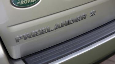 Used Land Rover Freelander 2 - Freelander 2 badge