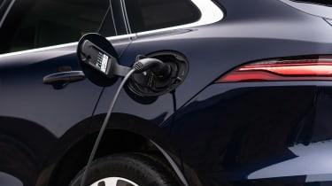 Jaguar F-Pace PHEV - charging