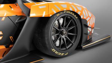 McLaren Senna GTR - wheel