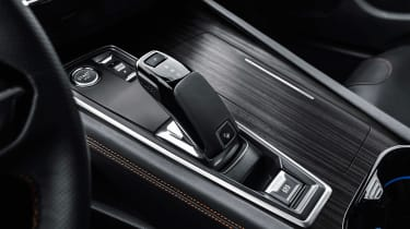 New Peugeot 508 - transmission