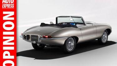 Opinion Jaguar Electric