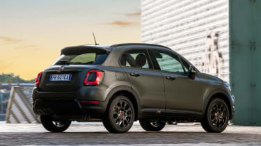 Fiat 500X S-Design - rear