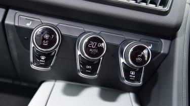 Audi R8 V10 - dash