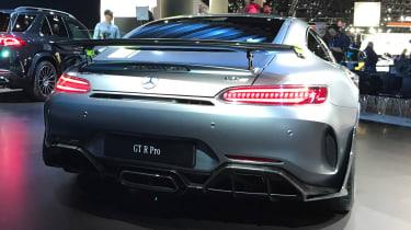 Mercedes-AMG GT R Pro - LA Motor Show full rear