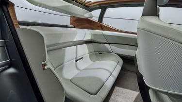 Audi AI:ME - rear seats