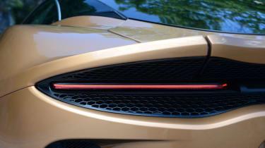 McLaren GT - rear light