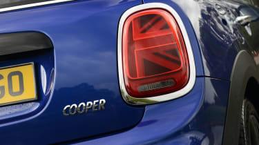 MINI Cooper - rear light
