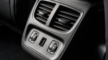 Vauxhall Grandland X vents