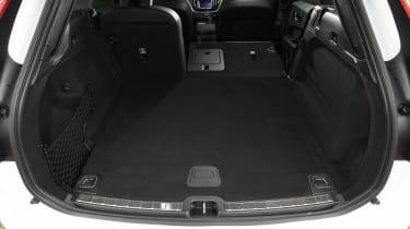 Volvo XC60 - boot