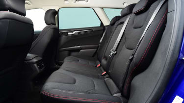 Ford Mondeo ST-Line Estate - rear seats