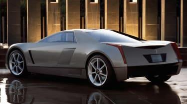 Cadillac Cien - rear