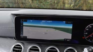 Mercedes E-Class Estate 2017 - E 220d 4MATIC infotainment