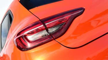 Renault Clio - rear light