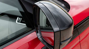 Range Rover Evoque wing mirror