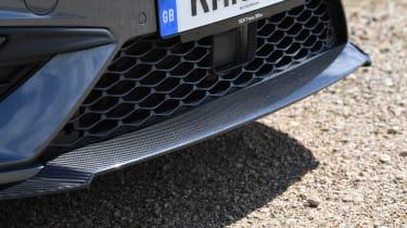 SEAT Leon ST Cupra 300 Carbon Edition - grille